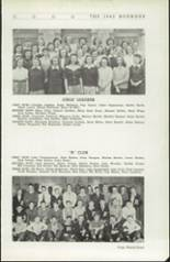 1942 Roosevelt High School Yearbook Page 94 & 95