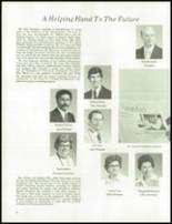 1976 Randallstown High School Yearbook Page 14 & 15