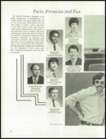 1976 Randallstown High School Yearbook Page 24 & 25
