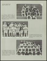 1976 Randallstown High School Yearbook Page 58 & 59