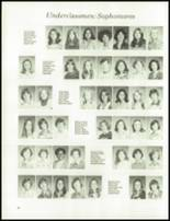1976 Randallstown High School Yearbook Page 72 & 73