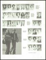 1976 Randallstown High School Yearbook Page 74 & 75