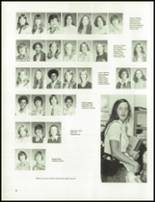 1976 Randallstown High School Yearbook Page 82 & 83