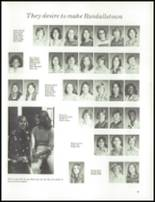 1976 Randallstown High School Yearbook Page 90 & 91