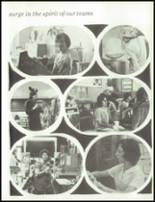1976 Randallstown High School Yearbook Page 106 & 107