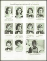 1976 Randallstown High School Yearbook Page 140 & 141
