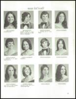 1976 Randallstown High School Yearbook Page 152 & 153