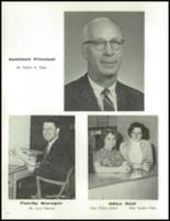 1961 Coughlin High School Yearbook Page 14 & 15