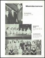 1961 Coughlin High School Yearbook Page 20 & 21