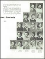 1961 Coughlin High School Yearbook Page 24 & 25