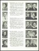 1961 Coughlin High School Yearbook Page 34 & 35