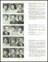 1961 Coughlin High School Yearbook Page 36 & 37