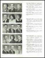 1961 Coughlin High School Yearbook Page 40 & 41