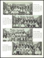 1961 Coughlin High School Yearbook Page 50 & 51