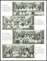 1961 Coughlin High School Yearbook Page 52 & 53