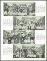 1961 Coughlin High School Yearbook Page 56 & 57