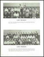 1961 Coughlin High School Yearbook Page 70 & 71