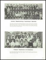1961 Coughlin High School Yearbook Page 72 & 73
