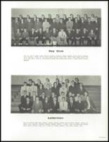 1961 Coughlin High School Yearbook Page 74 & 75