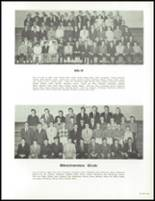 1961 Coughlin High School Yearbook Page 82 & 83