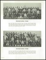 1961 Coughlin High School Yearbook Page 92 & 93