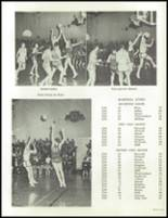 1961 Coughlin High School Yearbook Page 100 & 101