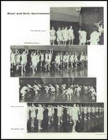1961 Coughlin High School Yearbook Page 104 & 105