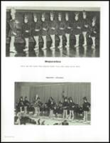 1961 Coughlin High School Yearbook Page 106 & 107