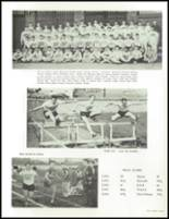 1961 Coughlin High School Yearbook Page 110 & 111