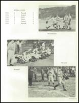 1961 Coughlin High School Yearbook Page 112 & 113