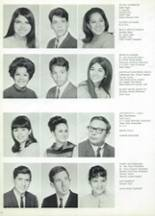 1968 Woodrow Wilson High School Yearbook Page 18 & 19