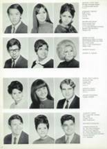 1968 Woodrow Wilson High School Yearbook Page 20 & 21