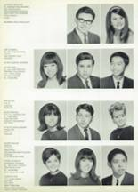 1968 Woodrow Wilson High School Yearbook Page 22 & 23