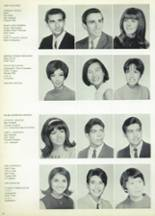 1968 Woodrow Wilson High School Yearbook Page 24 & 25