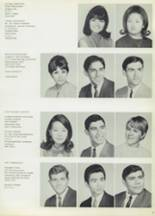 1968 Woodrow Wilson High School Yearbook Page 26 & 27