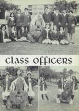 1968 Woodrow Wilson High School Yearbook Page 32 & 33