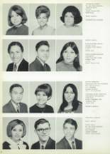 1968 Woodrow Wilson High School Yearbook Page 34 & 35
