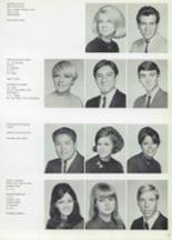 1968 Woodrow Wilson High School Yearbook Page 36 & 37