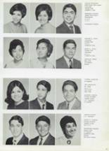 1968 Woodrow Wilson High School Yearbook Page 38 & 39