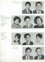 1968 Woodrow Wilson High School Yearbook Page 40 & 41