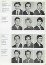 1968 Woodrow Wilson High School Yearbook Page 42 & 43