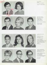 1968 Woodrow Wilson High School Yearbook Page 44 & 45