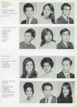 1968 Woodrow Wilson High School Yearbook Page 46 & 47