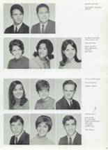 1968 Woodrow Wilson High School Yearbook Page 48 & 49