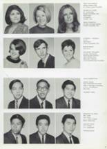 1968 Woodrow Wilson High School Yearbook Page 50 & 51