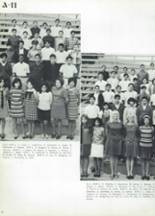 1968 Woodrow Wilson High School Yearbook Page 54 & 55