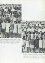1968 Woodrow Wilson High School Yearbook Page 56 & 57