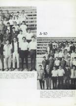 1968 Woodrow Wilson High School Yearbook Page 58 & 59