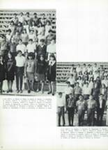 1968 Woodrow Wilson High School Yearbook Page 60 & 61