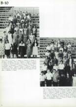 1968 Woodrow Wilson High School Yearbook Page 62 & 63